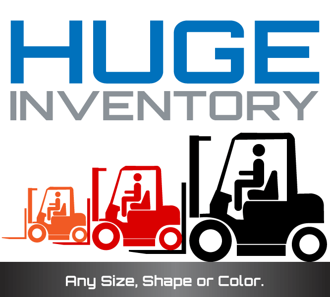 Sun Equipment has a huge inventory of forklifts