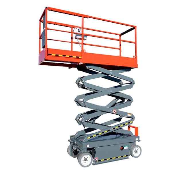 AScissors Forklift