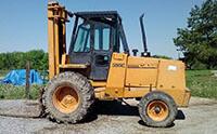 2005 Case 586E