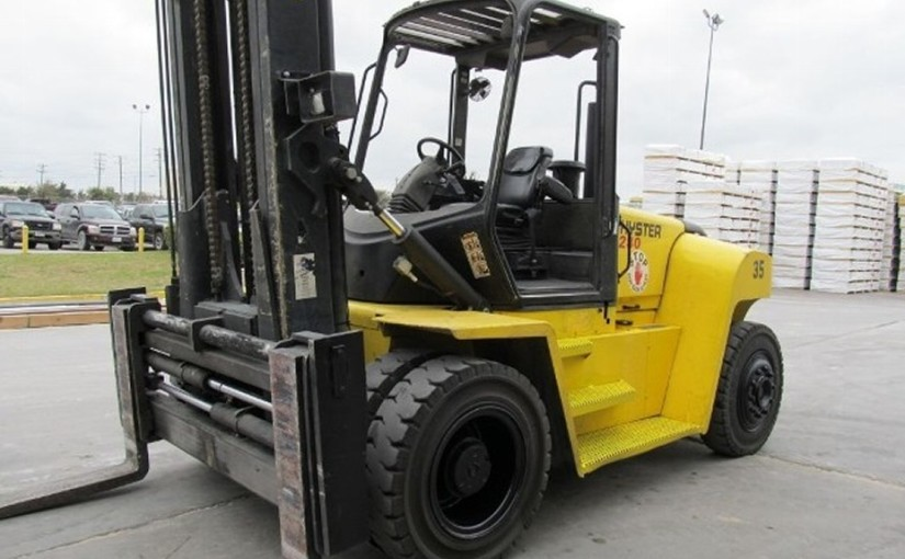 2009 Hyster H280HD