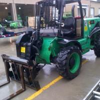 2007 JCB 520-50 Rough Terrain Forklift