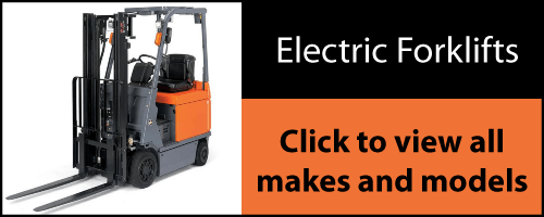 Used Electric Forklifts For Sale