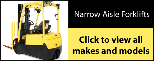 Used Narrow Aisle Forklifts