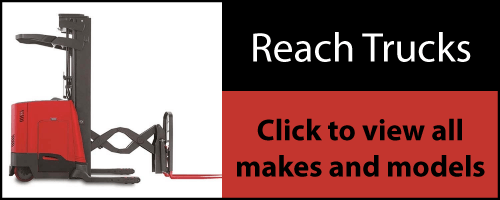 Used Reach Trucks For Sale