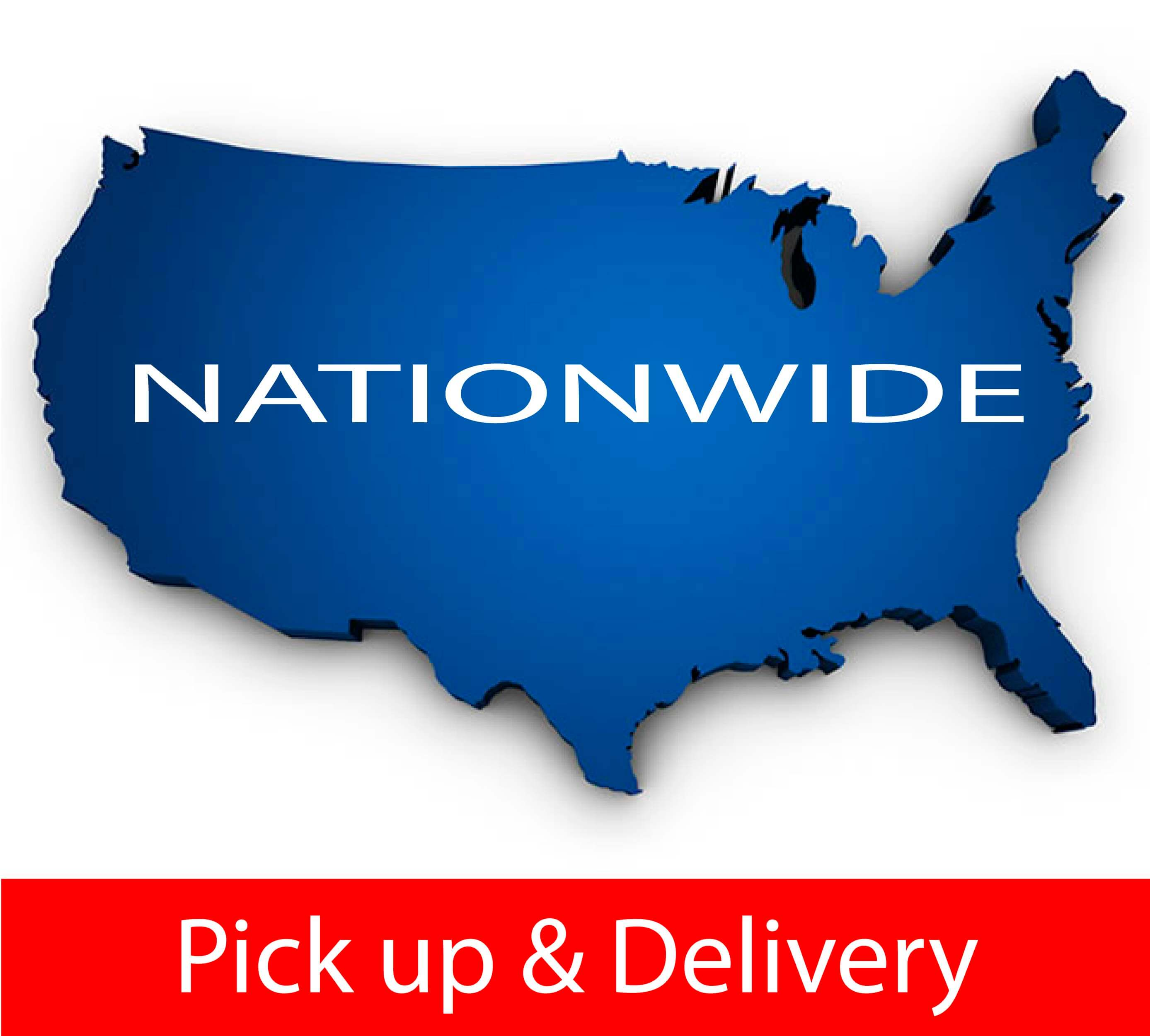 Sun Equipment offers nationwide pick up and delivery