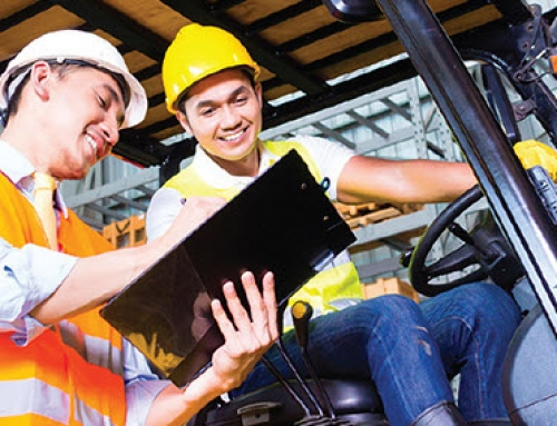 Forklift safety … past, present, and future