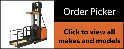Used Order Picker