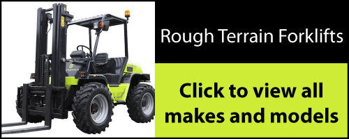 Used Rough Terrain Forklifts