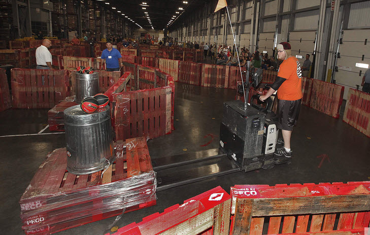 Sun Forklift Sales